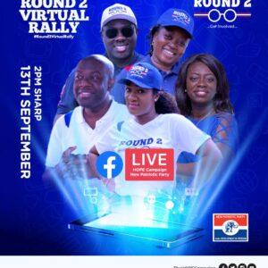Round2 Virtual Rally